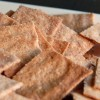 supermarket hack: home made wheat thins