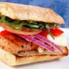 not your average chicken sandwich