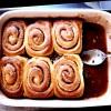 flour bakery's sticky buns