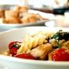 summery chicken pasta