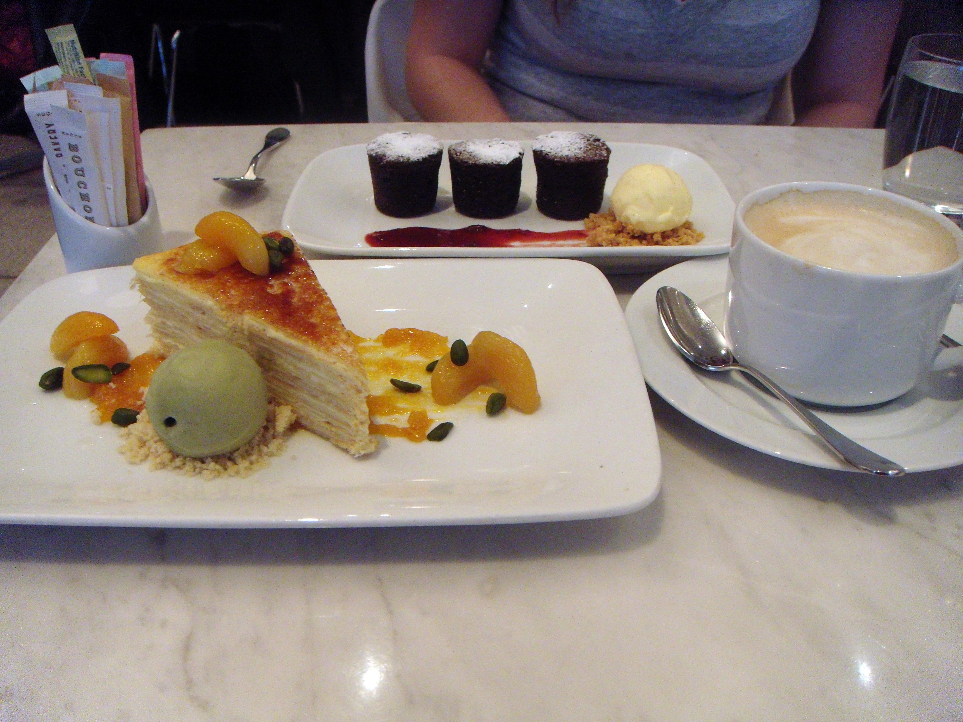 Dessert Duet