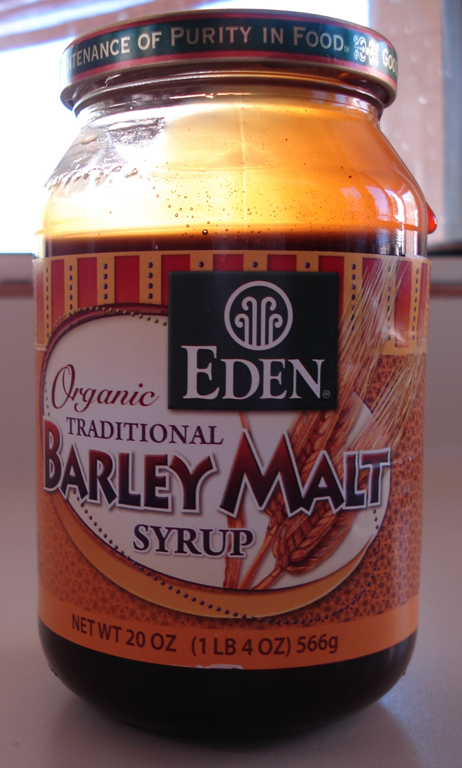 the ever-elusive malt syrup