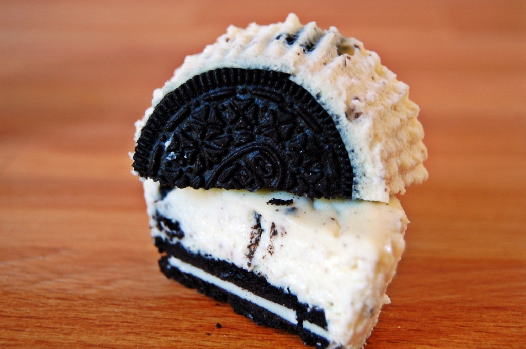 oreo cheesecake mini