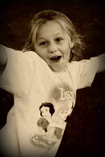 the birthday girl - ashlyn