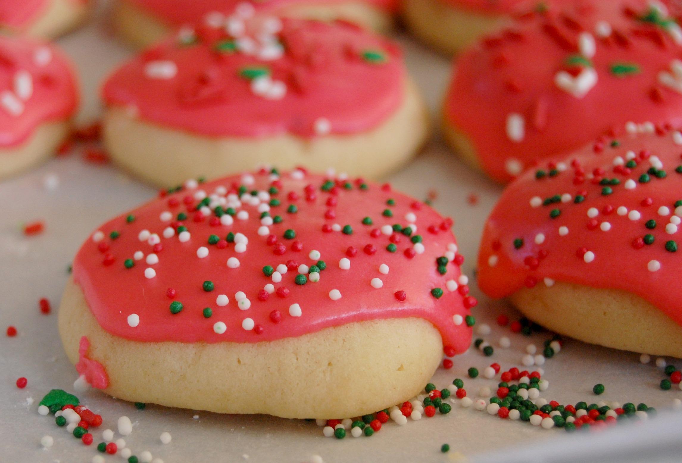 soft sugar cookie