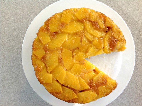pineapple cake main
