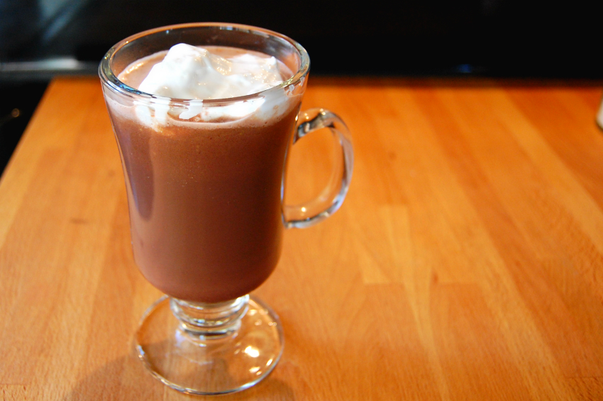 pb hot chocolate