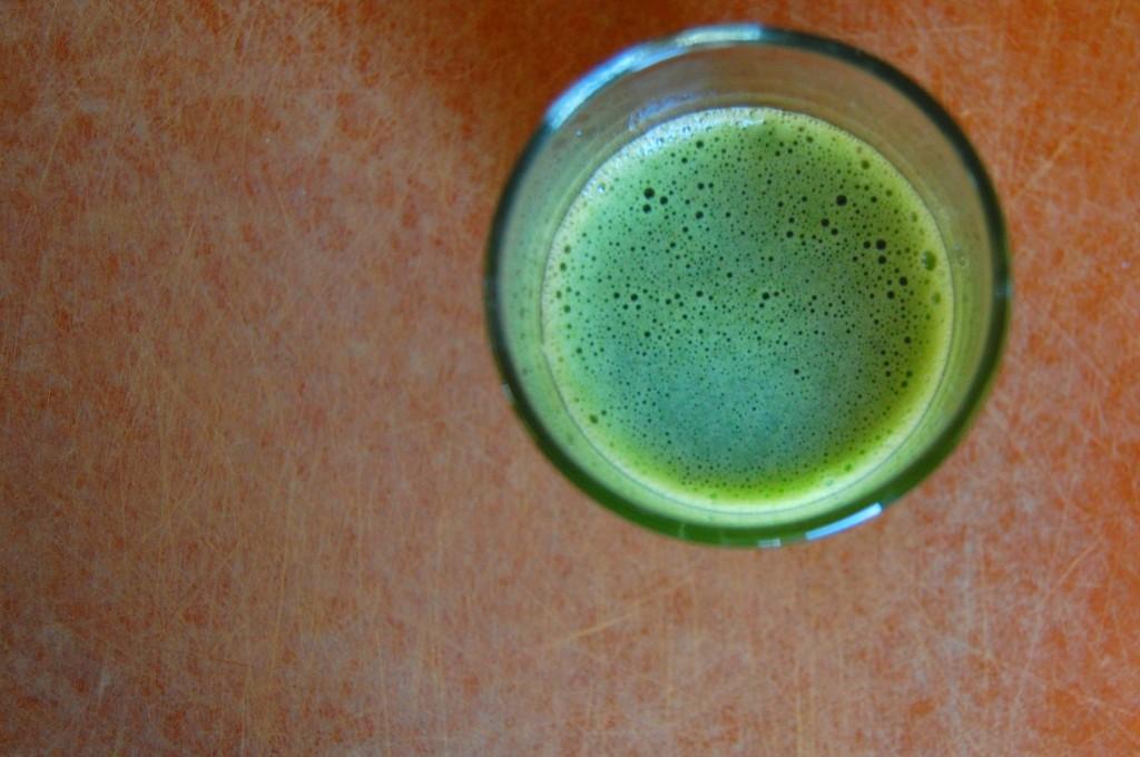 green juice 1