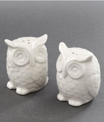 salt and pepper owl