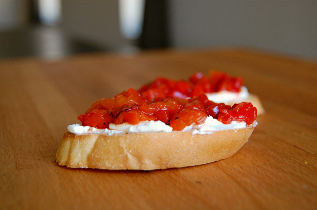 bruschetta red pepper 9786