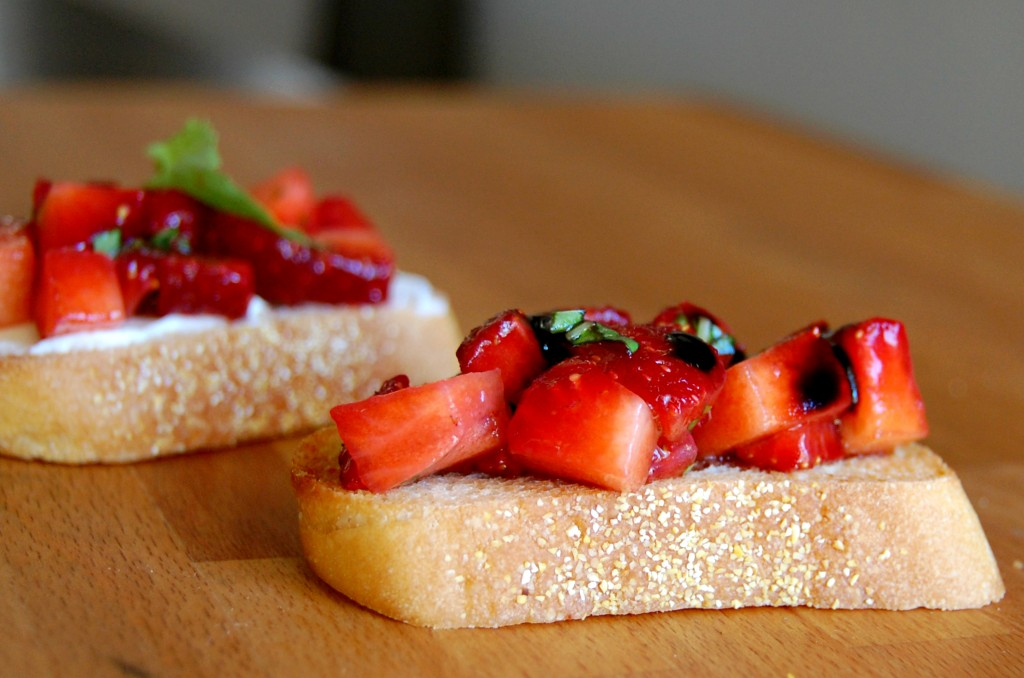 bruschetta strawberry 9804