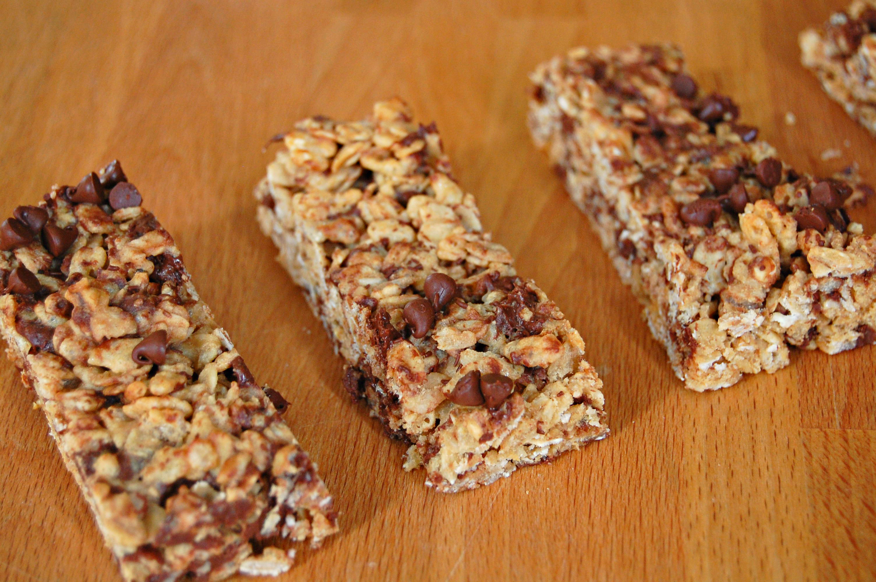 Every time I eat granola bars I always think of how insanely easy they ...