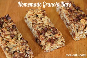 granola bar pin