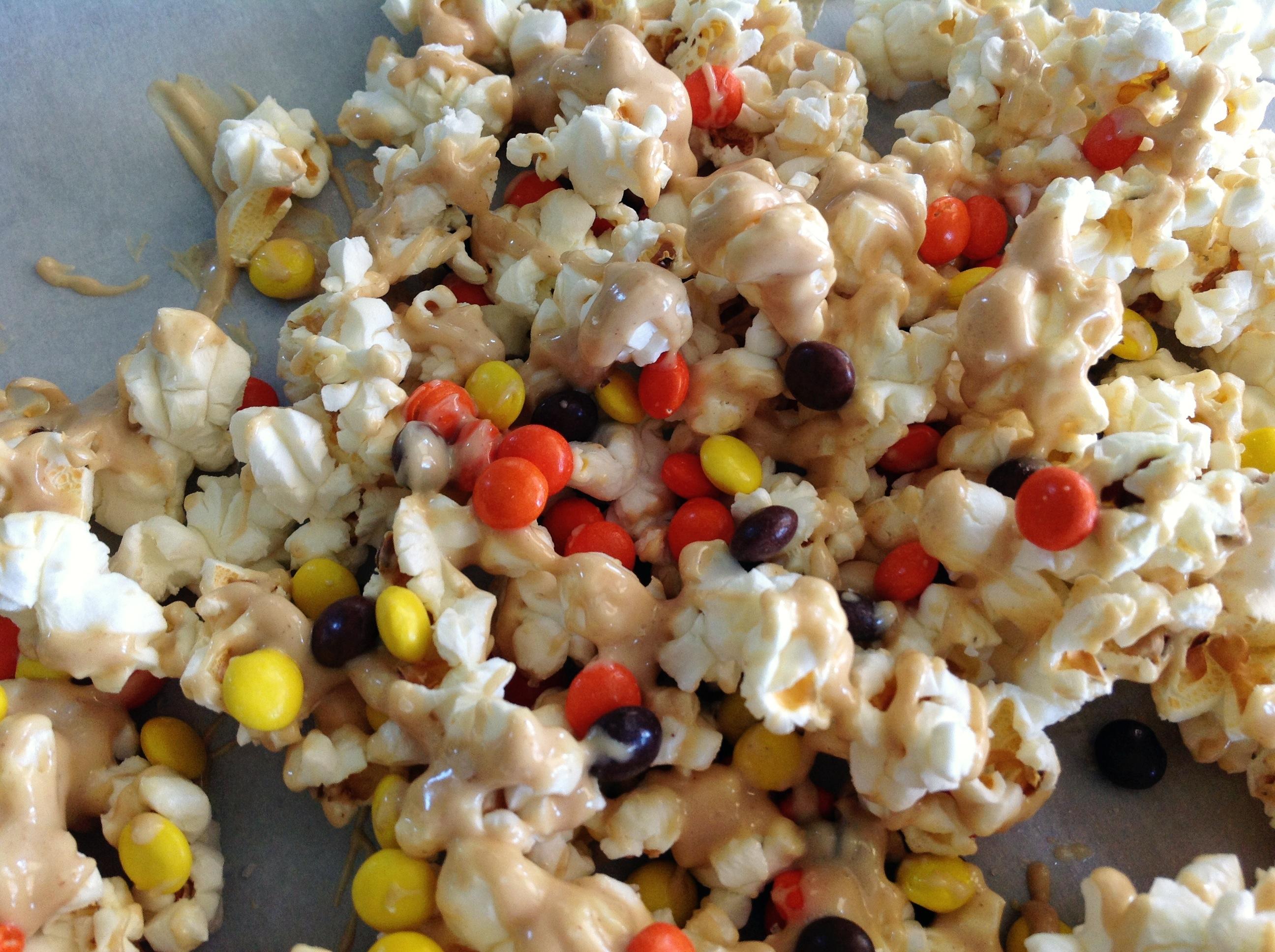 Reeses Popcorn 1228