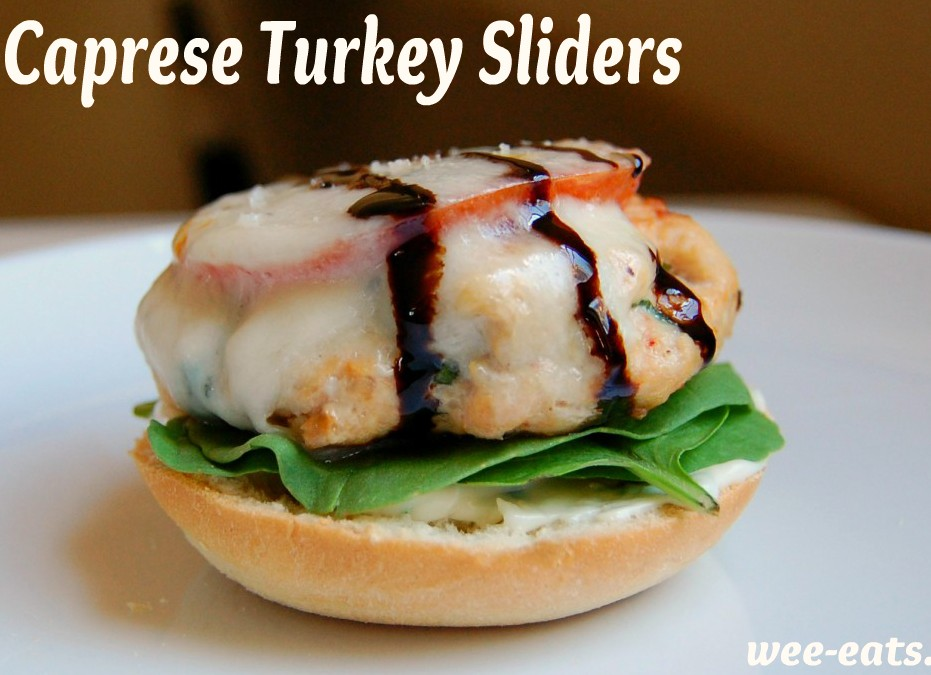 caprese turkey pin