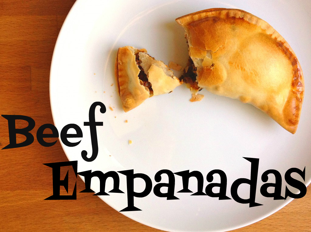 empanadas pin