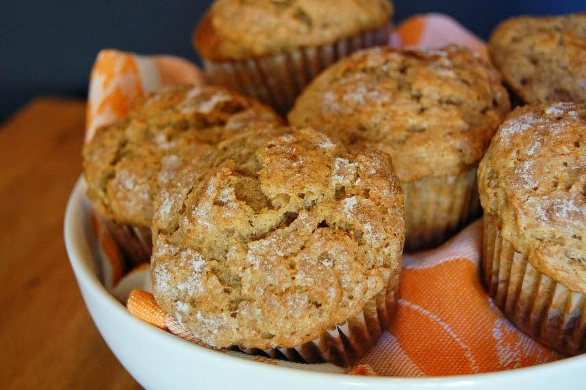 apple muffins 1