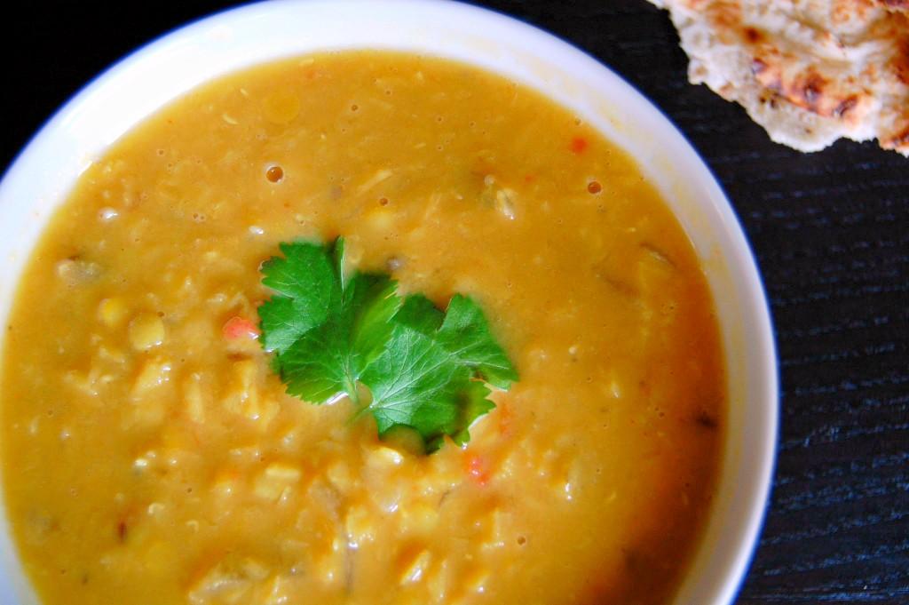 red lentil daal | wee eats