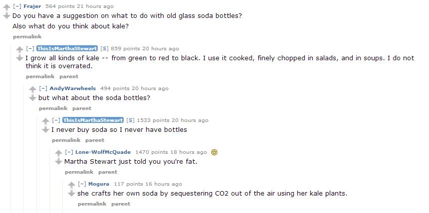martha stewart soda