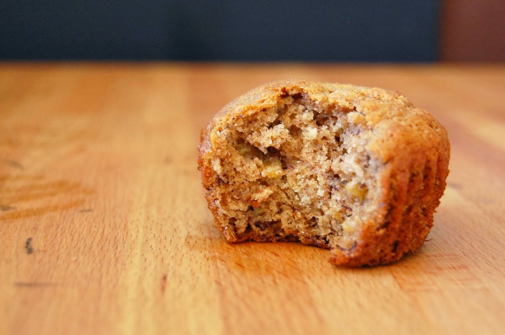 roasted banana muffin 0998