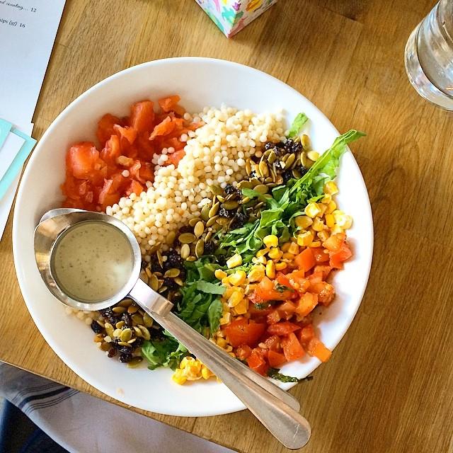 gladly salad