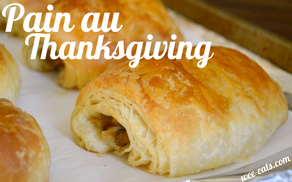 pain au thanksgiving pin