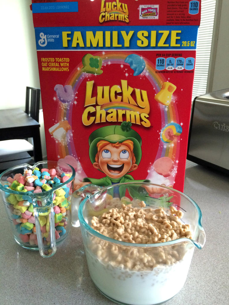 lucky charms 9500