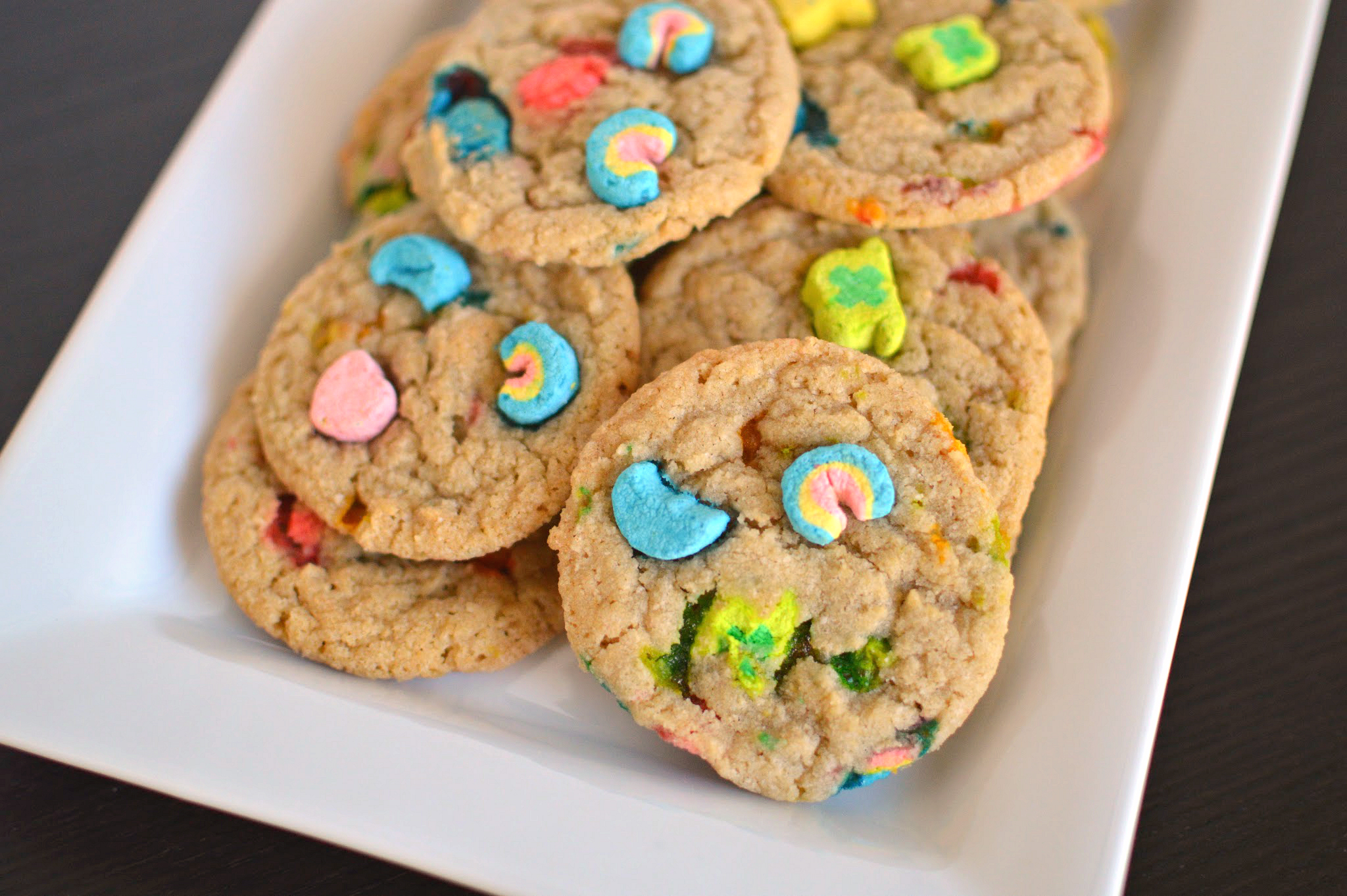 lucky charm cookie 0299